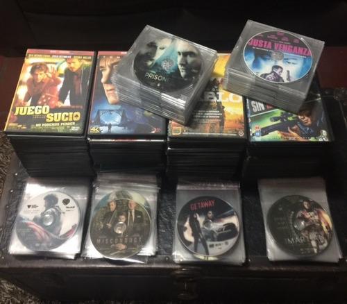 películas dvd - colección personal - oportunidad