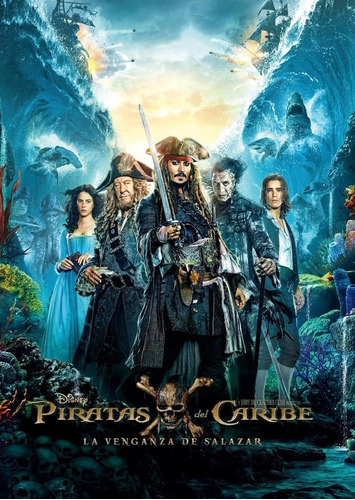 películas dvd piratas del caribe 2017 hd español