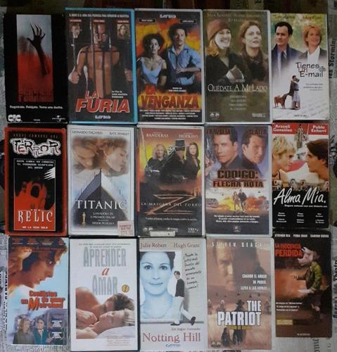 películas en vhs