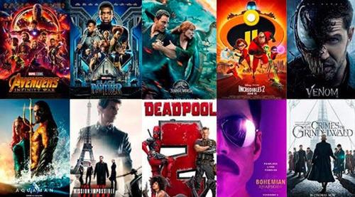 películas estrenos 2019