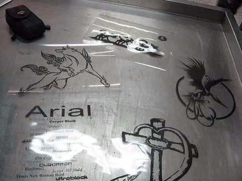 peliculas graficas para serigrafía,ctp copiado termal uv res
