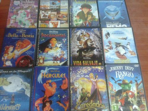 peliculas infantiles dvd.