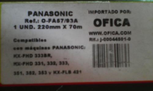 peliculas para fax