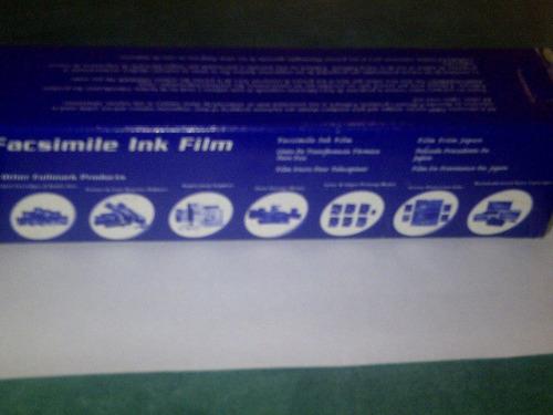 películas para fax panasonic fullmark 2/.50