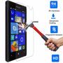Protector Vidrio Templado Nokia Lumia 435 Biselado Medellin