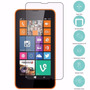 Protector Vidrio Templado Nokia Lumia 520 Biselado Medellin