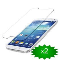Protector Templado S4 Samsung Galaxy X2 Unds Envio Bogota