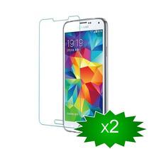 Vidrio Templado Samsung S5 I9600 X2 Unds Envio Bogota Gratis
