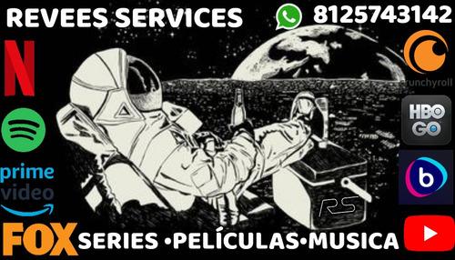 películas - series- musica iimitada- anime