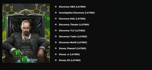 películas, series y tv premium streaming