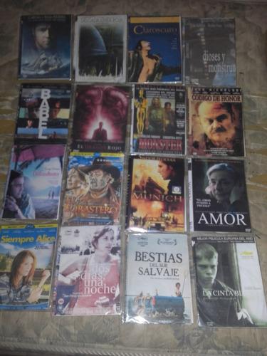 peliculas varias calidad dvd