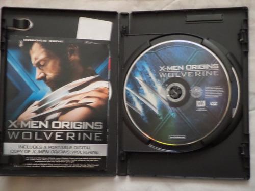 películas x-men originales en formato dvd