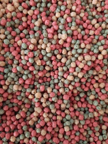 pellet alimento peces koi carassius, 3kilos c/envio incluido
