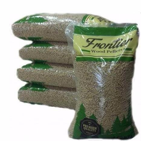 pellet bolsa 15 kg. frontier