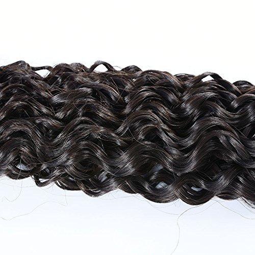 pelo de la virgen de la onda de agua brasileña de perstar