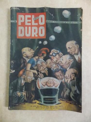 peloduro número almanaque 1953, 140 pag