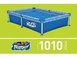 pelopincho 1010 con base y cubre pileta