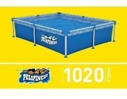 pelopincho 1020 , 1,85 m x 1,45 m