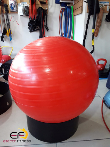 pelota 65 cm con inflador esferodinamia gymball yoga pilates