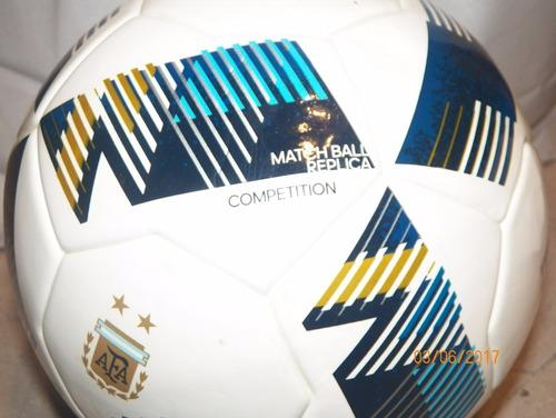 pelota adidas argentum 2016 competicion
