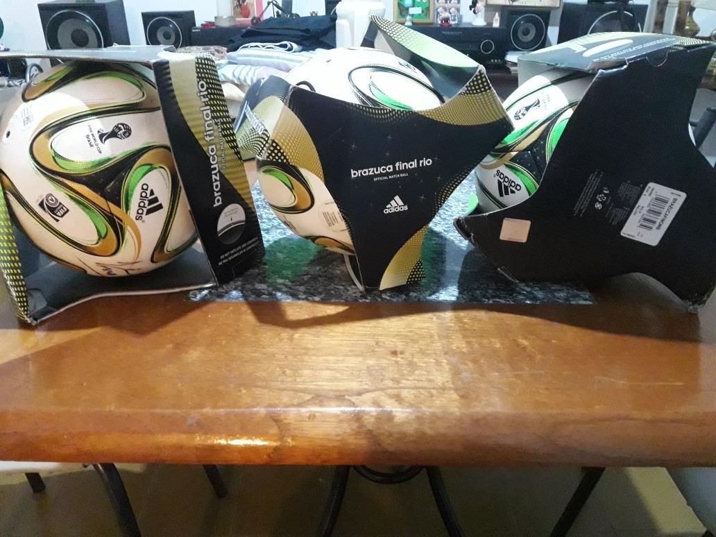 innovative design f4597 6edbd pelota adidas brazuca final rio. 3 Fotos