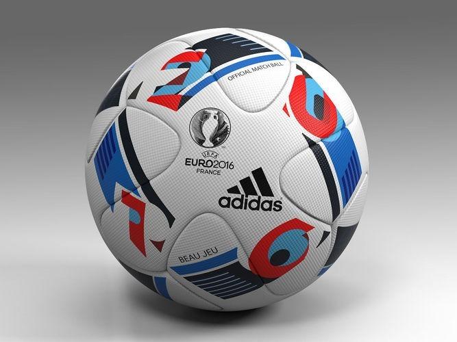 Pelota adidas Eurocopa 2016 Oficial Beau Jeu Omb -   2.499 82c95fcc82e0b