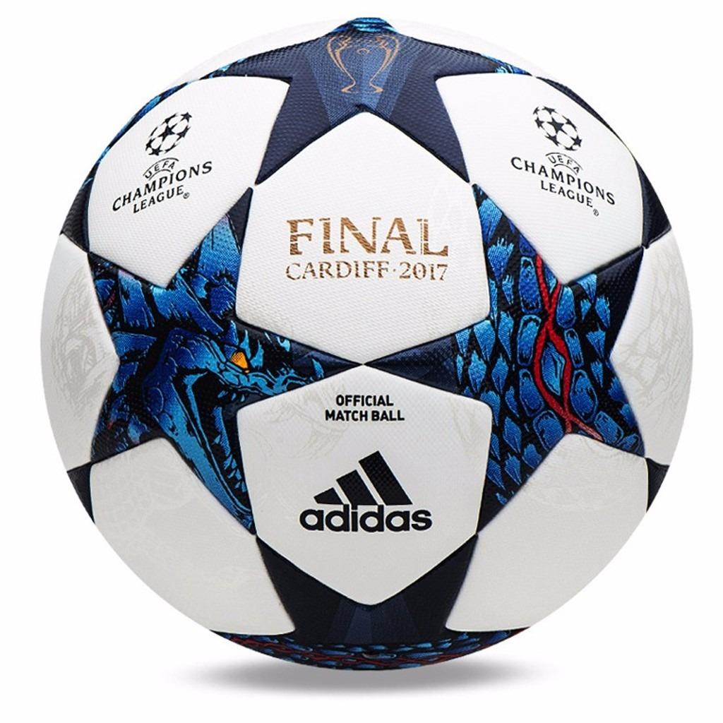 7bc1da66313a4 Características. Marca Adidas  Modelo AZ5200  Tamaño de la pelota 5  Año de  lanzamiento 2017  Competencia Champions League ...