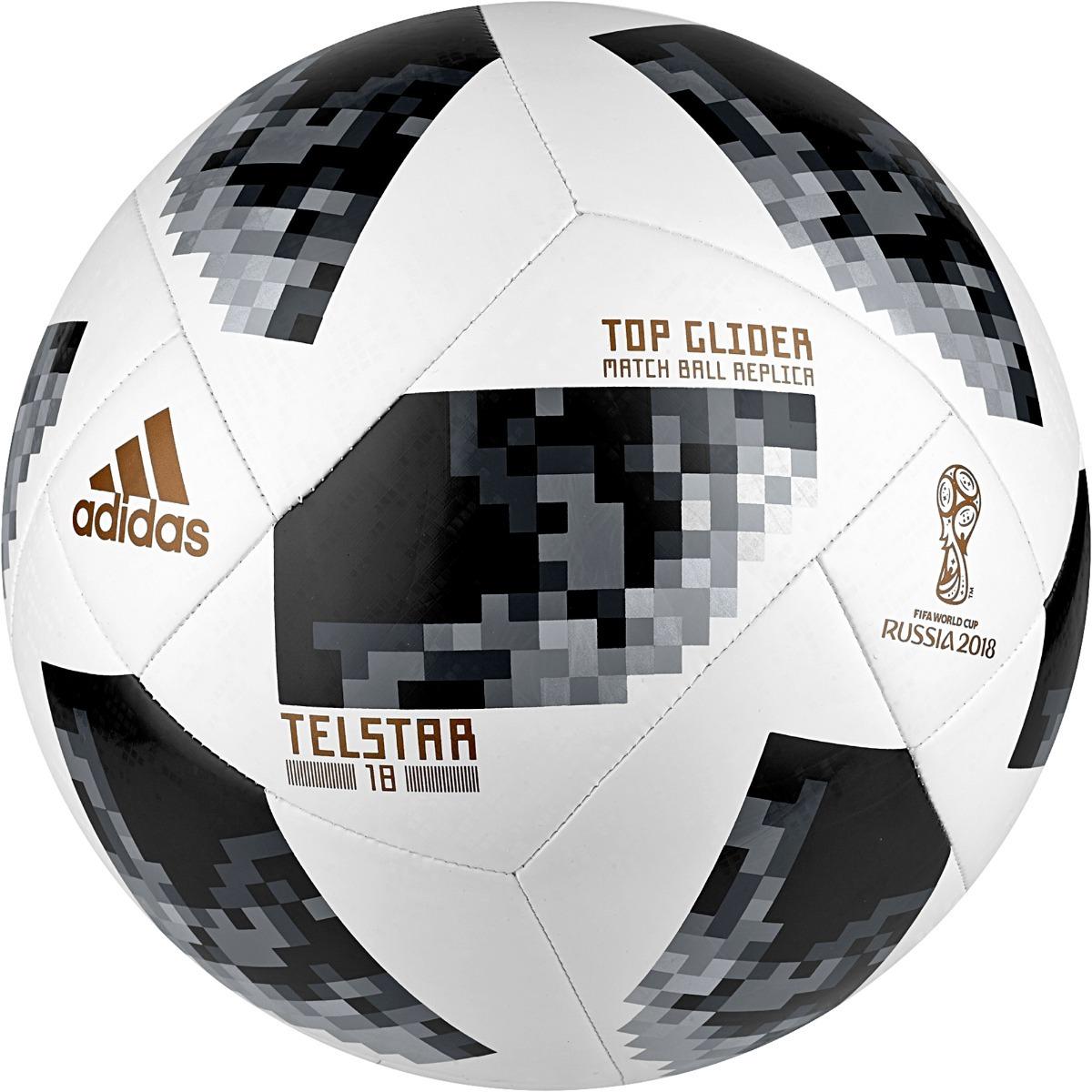 pelota adidas mundial rusia 2018 glider cosida n°5 - adidas. Cargando zoom. 64b4c1a29105d