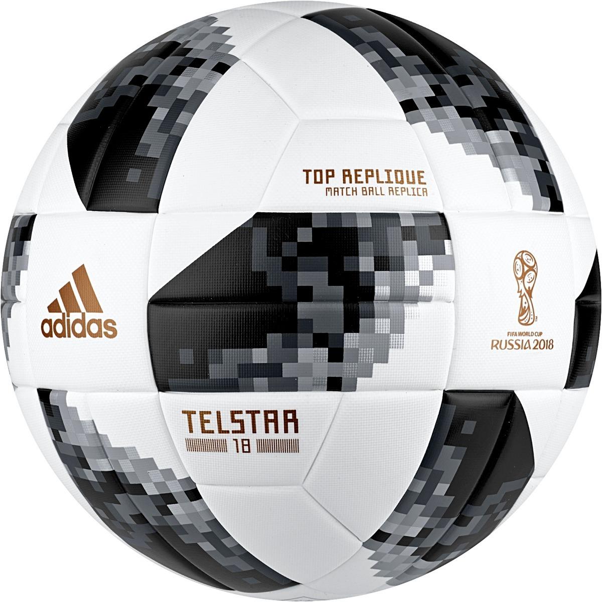 7b7e35cba pelota adidas mundial rusia 2018 top replica n°5 - adidas. Cargando zoom.