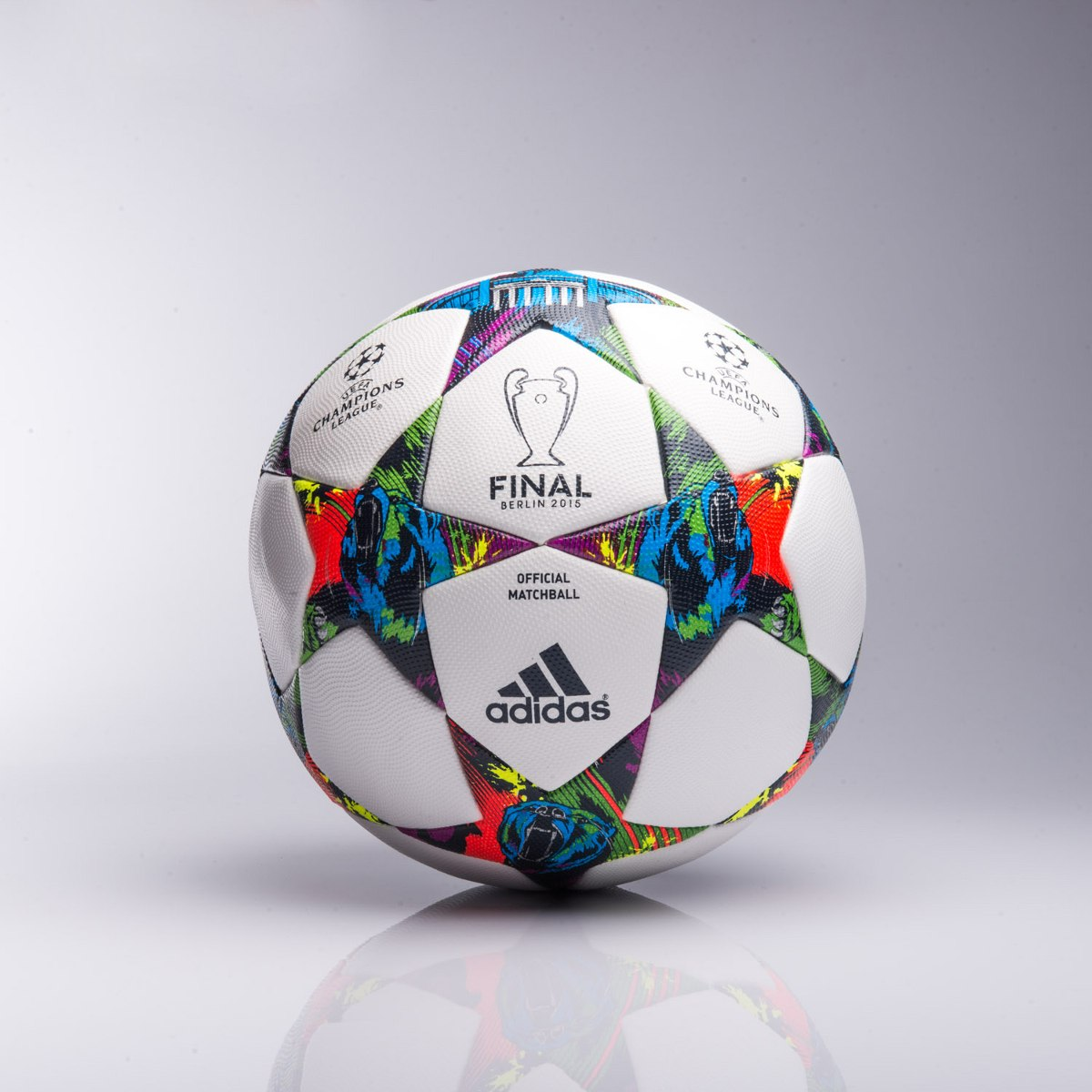 pelota adidas oficial final champions berlin 2015-m36915- op. Cargando zoom. 8ff7b6824fdd8