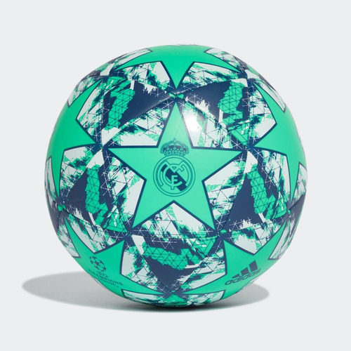 pelota adidas real madrid capitano 19 champions futbol