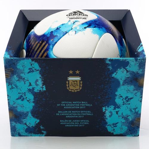 pelota afa 17 argentum omb adidas