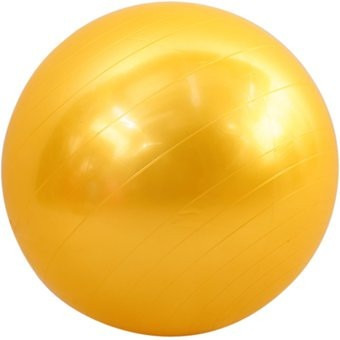pelota amarilla yoga g-tech gym ball nt753-55 55cm g1