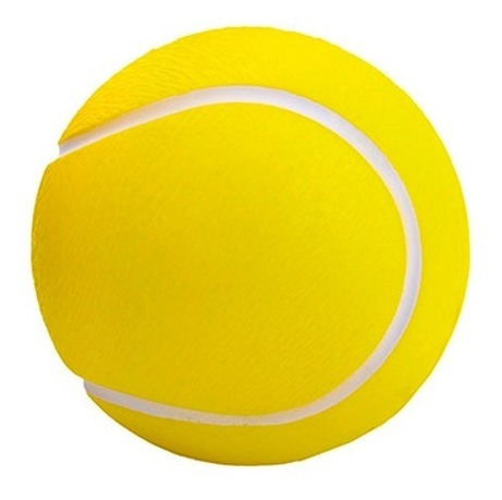 pelota anti-stress tennis solo de mayoreo
