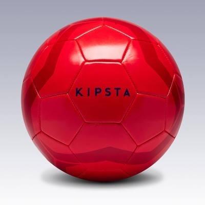 93a4666deb355 Pelota Balón De Fútbol Kipsta First Kick Talla 5 - Rojo -   27.990 ...