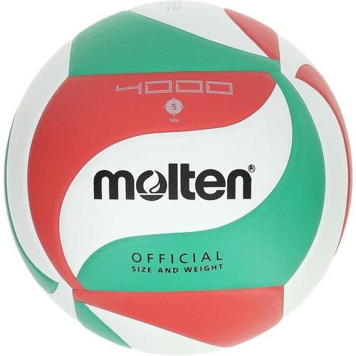 pelota balón de voley profesional original molten 4000