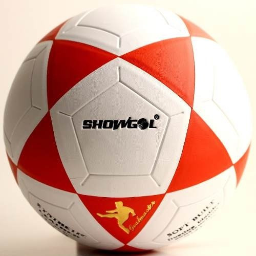 Pelota Balón Fútbol Pu Cuero Vulcanizado  4 Y  5 - S  49 ca7124d17f050
