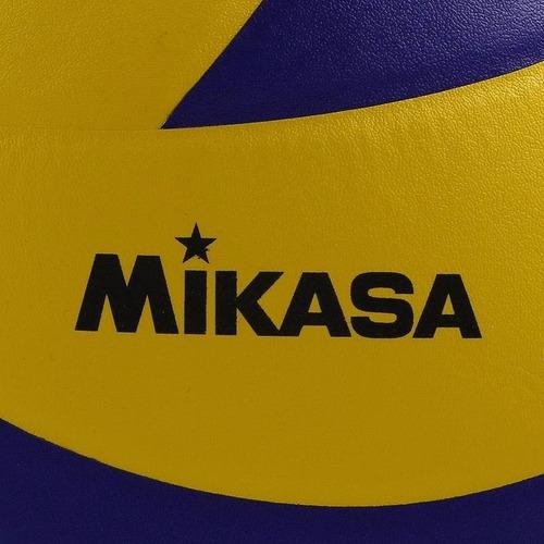 pelota balón mikasa mva330 voley oficial fivb cuero tratado