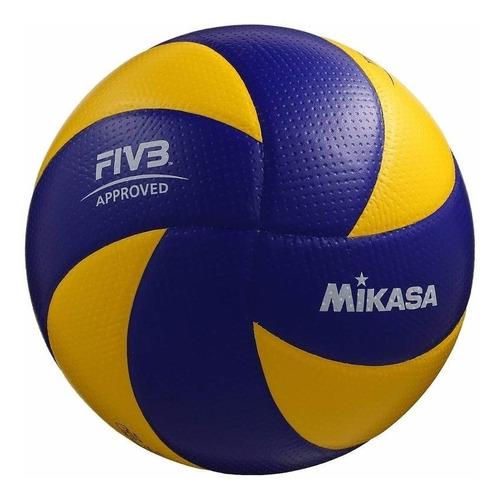 pelota balón oficial de voley mikasa v200 original fivb