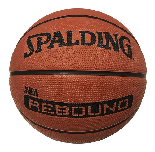pelota basquet spalding nba rebound n° 7 - local olivos