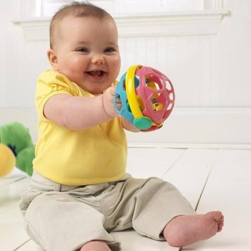 pelota bendy ball baby einstein