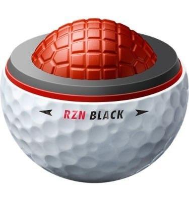 pelota bola de golf nike rzn black caja de 12 original nueva