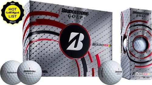pelota bridgestone tour b330 rxs x3 buke golf