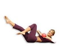 pelota de 0.5kg para pilates, yoga, ejercicio, fitness, ball