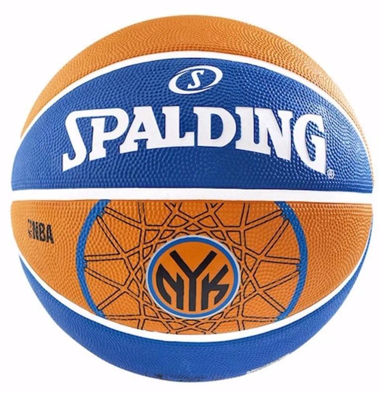 Pelota De Básquet Spalding N°7 Spurs Knicks Barc Madrid Heat ... 9c785e33596af