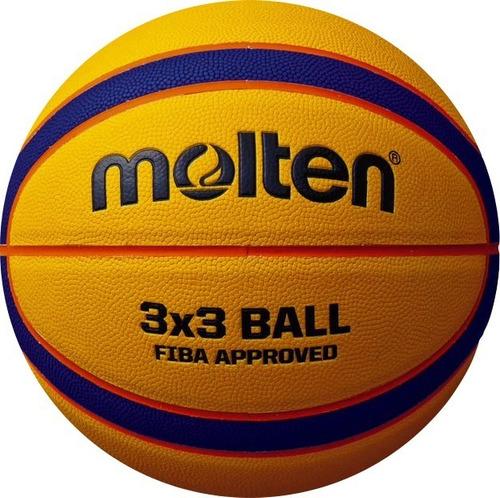 pelota de basquetbol oficial 3x3 t5000 - tienda oficial molten