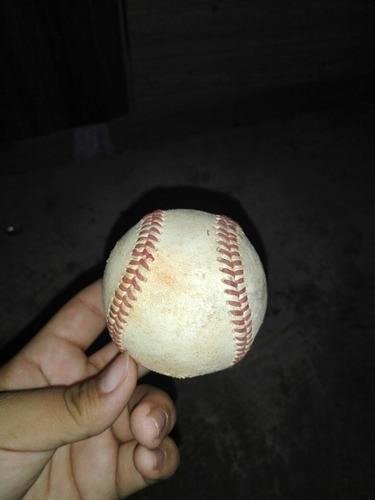 pelota de beisbol en buen estado aproveche la atrape en el r