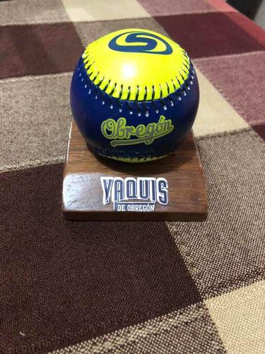pelota de béisbol yaquis de cd obregón