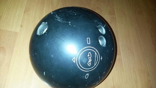 pelota de bowling ebonite gyro