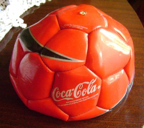 pelota de coca cola alemania 2006